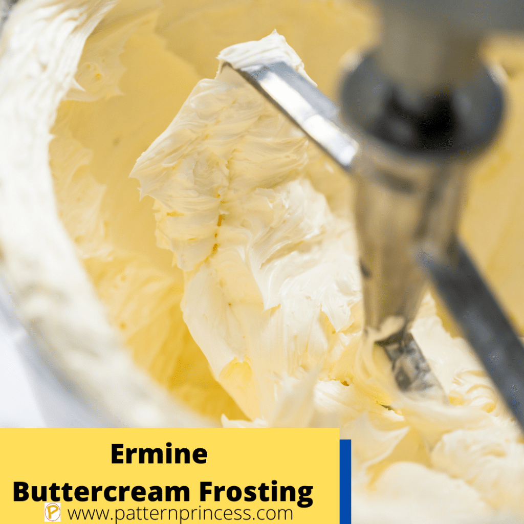 Ermine Buttercream Frosting