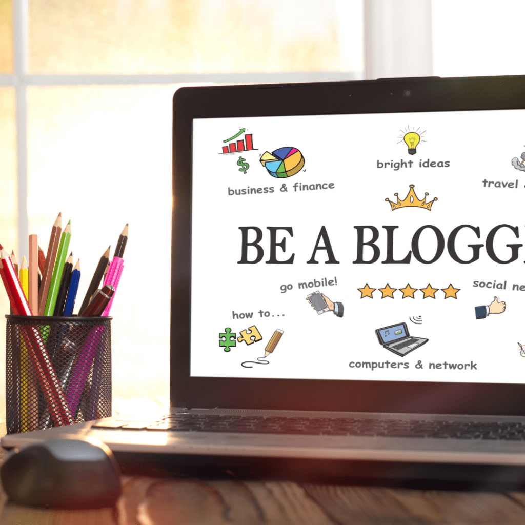Blogging and Affiliate Resources Photo for Attention