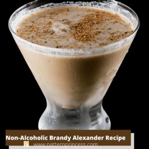 Non-Alcoholic Brandy Alexander Recipe