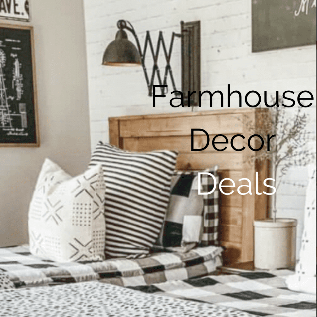 Farmhouse Decor Deals