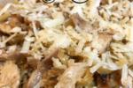 Garlic Butter Pasta with Chicken