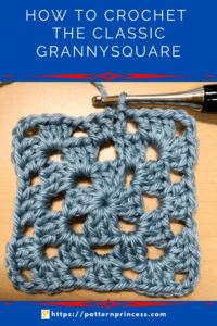 How to Crochet the Classic Granny Square