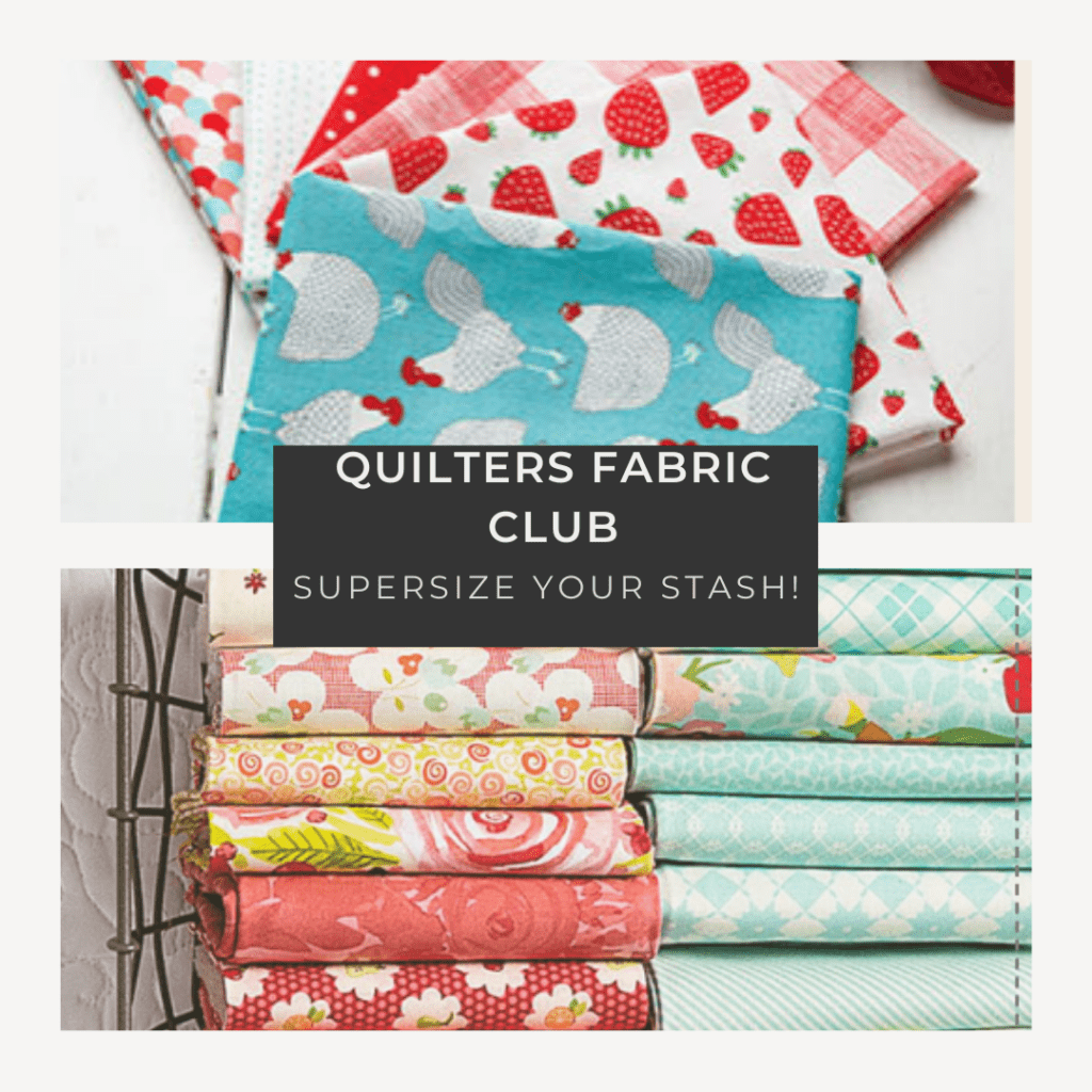 Quilters fabric club
