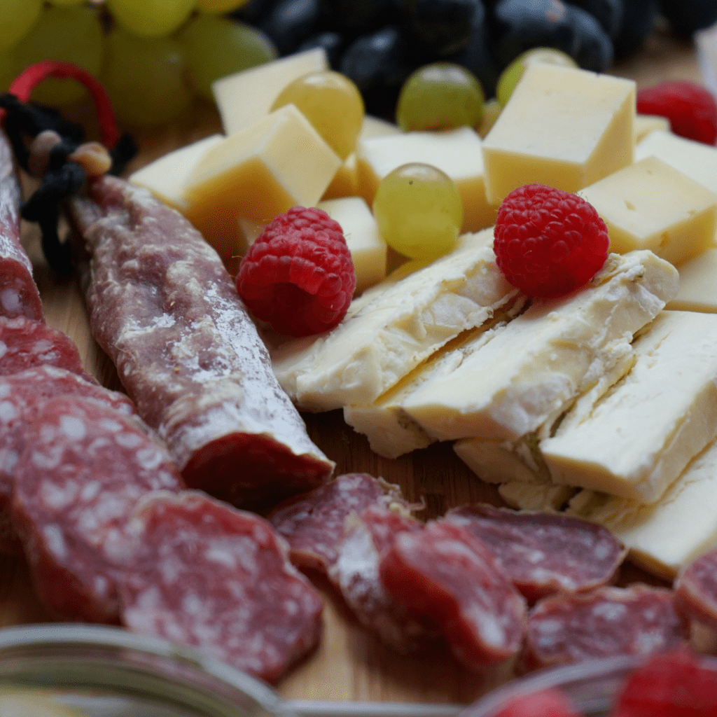 Options for a Food Board