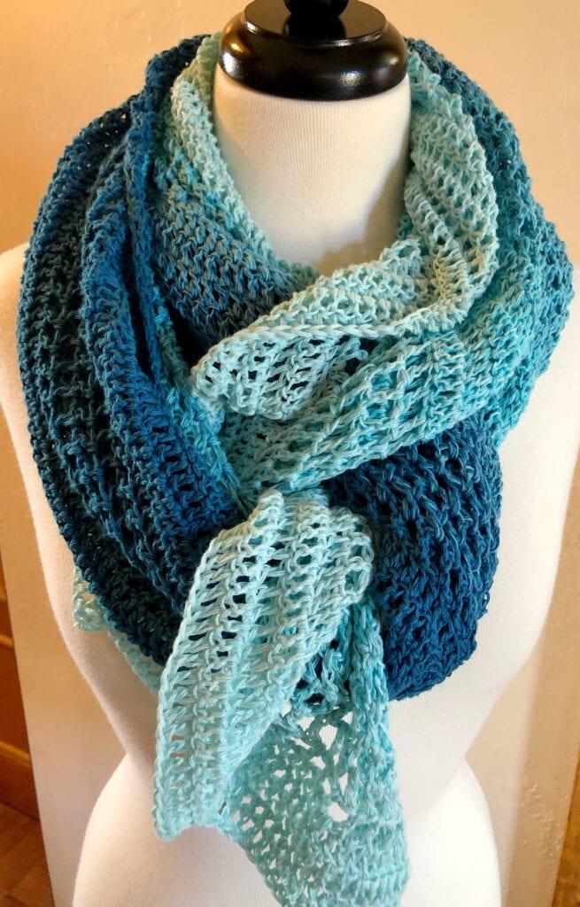 Stylish Light Weight Crochet Fashion Accessory