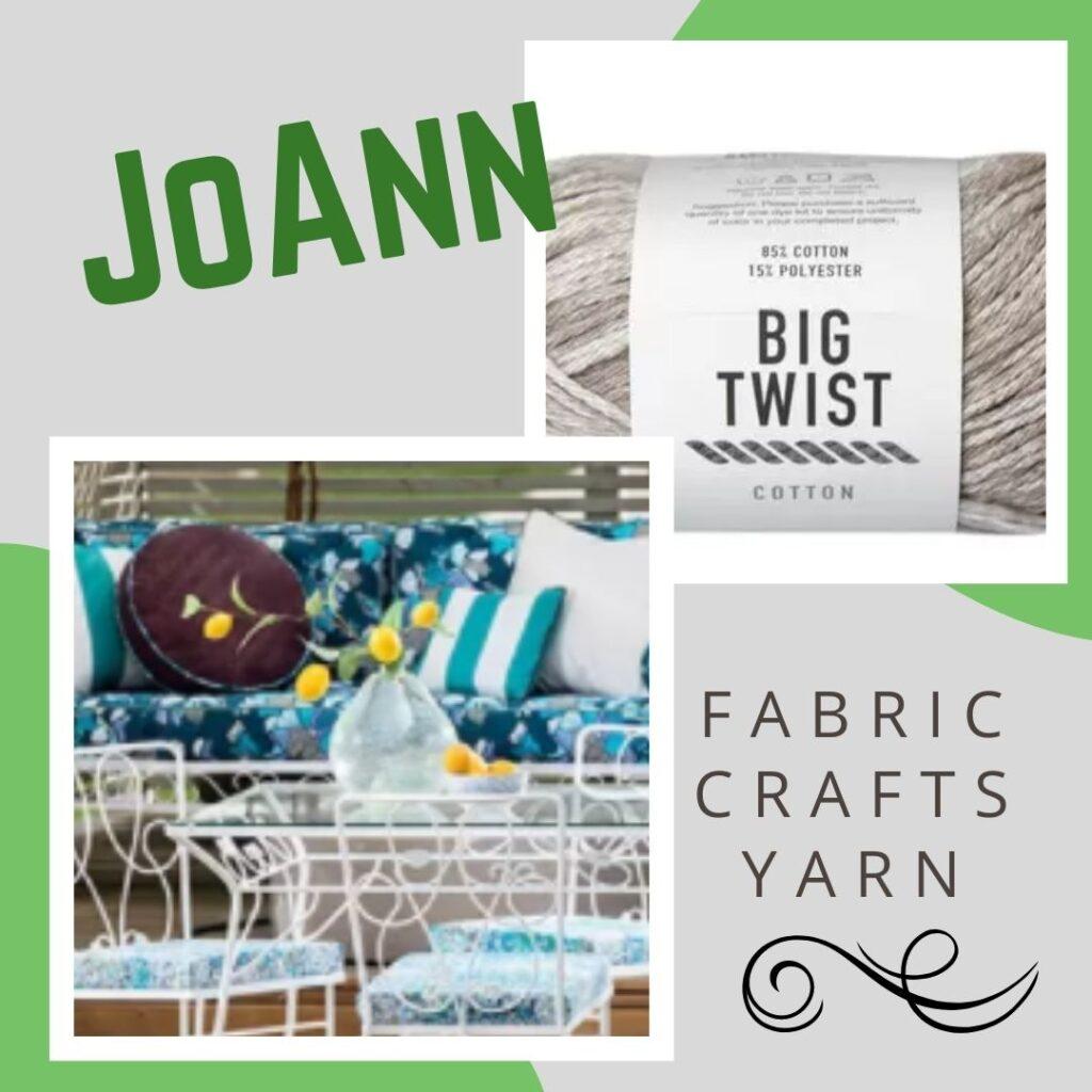 JoAnn Fabrics Official Site